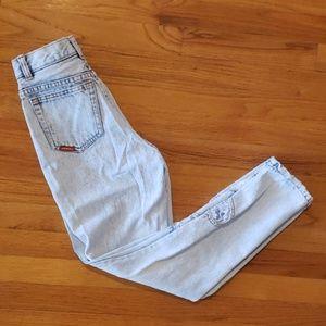 Vintage Jordache 80's high waisted jeans